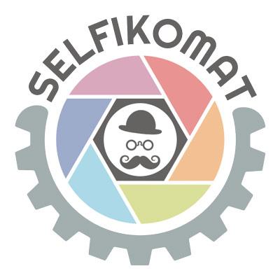 Selfikomat - logotyp