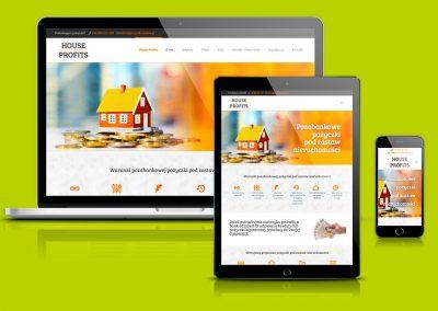 Strona firmowa w WordPress
